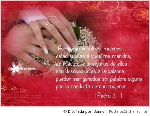Postales De Matrimonio Postales Cristianas